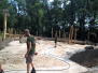 aanleg waterbaan